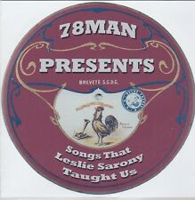 Songs that Leslie Sarony Taught Us CD (Gracie Fields/Albert Whelan/Jack Hylton)