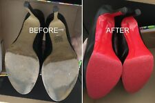 DIY Red Bottom Shoe Sole Kit for High Heels - Cover Damage - Renew Your Shoe