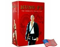 Kung Fu: The Complete Series Collection Seasons 1 2 3 (DVD,  Box Set)  US Seller