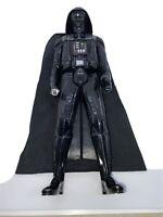 "DARTH VADER Jumbo 12"" Star Wars Jedi Action Figure 2013 Hasbro LFL w/ Cape"