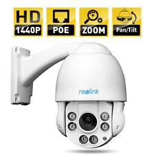 Reolink RLC-423 4-MP 1440p 2560x1440 POE PTZ Sicherheits-IP-Kamera IP66