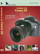 NEW Introduction to the Canon 5D (DVD)