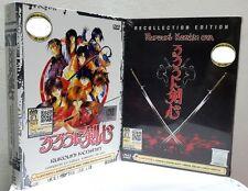 DVD Anime Rurouni Kenshin Complete Tv Series Episode 1 - 95 End + 4 OVA Eng Ver