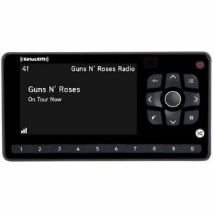SiriusXM SXEZR1V1 Onyx EZR Dock & Play Satellite Radio with Vehicle Kit NEW