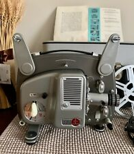 Vintage BOLEX Model: 18-5 Auto Paillard 8mm Projector Swiss Made Works