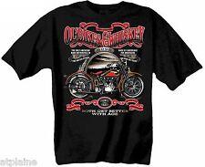 T-Shirt MC OL'BIKES & WHISKEY - Taille L - Style BIKER HARLEY