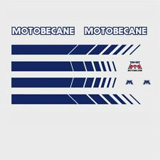 Motobecane Bicycle Decals - Stickers n.799