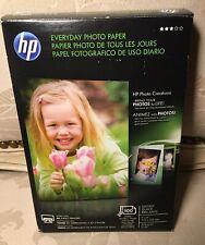 HP Everyday 4x6 Photo Paper Glossy Inkjet 98 Sheets