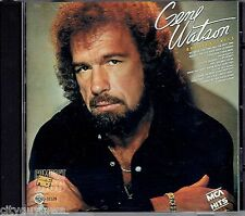GENE WATSON Greatest Hits 1985 [MCA] Oop CD Fourteen Carat Mind 80s Country