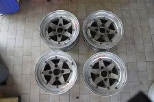 """JDM 14"""" SSR XR4 xr-4 longchamp wheels rims ae86 ta22 pcd114.3X4 datsun ssr ke70"""