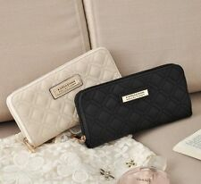 kardashian kollection women purse female wallet fashion cosmetic bag beige black
