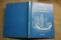 Fachbuch Historische Schiffsmodelle, See-Dschunken, Schiffnmodellbau 1984