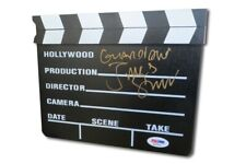 James Gunn Autographed Mini Movie Clapper Guardians of the Galaxy PSA AE83514