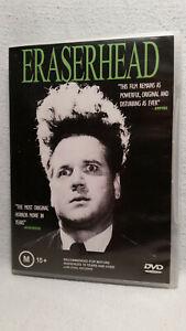 Eraserhead dvd David Lynch
