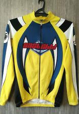 Castelli Trek Cycling Racing Bicycle Bike Italy Pullover Jersey Shirt Mens Sz M