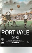 Port Vale v Newport County 2017-2018