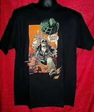 """SGT. ROCK """"Our Army at War"""" (DC Comics) Mens Unisexs Large T-Shirt -New"""
