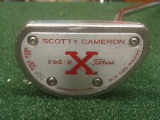 """New listing Scotty Cameron RED X putter RH 32"""" - needs reshafting"""