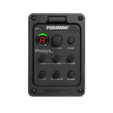 FISHMAN 201 PRO-PSY-201 Onboard Preamps Guitar EQ Tuner Piezo Pickup Equalizer