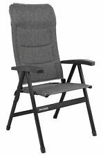 Westfield Klappstuhl Advancer XL Campingstuhl Stuhl 200 kg UVP 169€ blau Fußteil