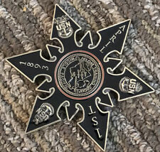 Afloat Training Group Middle Pacific CPO Challenge Coin