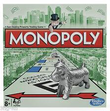 ORIGINALE Monopoly Board Game classico design più recenti tradizionale Inc Cat Nuovo in Scatola