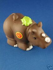 Fisher Price Little People Zoo Ark ABC A-Z R Rhino Rhinoceros