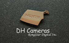 Genuine Canon HDMI terminal cover for PowerShot SD970 IS IXUS 99cd4-2734-000