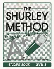 NEW SHURLEY ENGLISH LEVEL 8 8TH GRADE HOMESCHOOL ENGLISH MADE EASY SALE