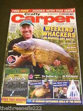 CRAFTY CARPER - WEEKEND WHACKERS - OCT 2006 # 110