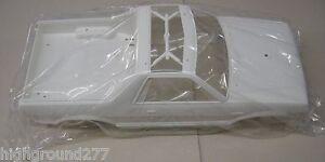New Tamiya White Hard PLASTIC BODY Shell Subaru Brat Fits Vintage Mud Blaster