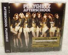 After School Playgirlz Taiwan Ltd CD only+Card (Orange Caramel Shanghai Romance)