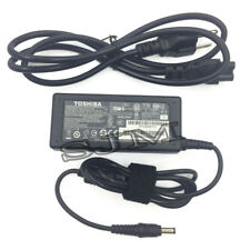 Original 19V 3.42A 65W AC Adapter Charger For Toshiba Laptop Power Cord Cable