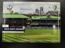 2017 TAP N PLAY ASHES CRICKET CARD NO.099 SCG