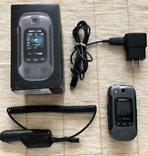 Samsung Convoy 3 SCH-U680 - Black Cellular phone & Accessories