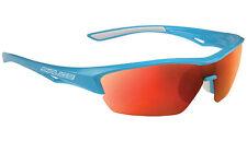 Occhiali SALICE Mod.011 RW Turchese Lens Rainbow Rosso/GLASSES SALICE 011RW