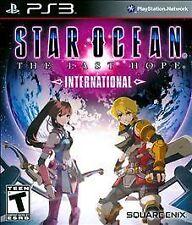 Star Ocean The Last Hope International PS3 PlayStation 3 New