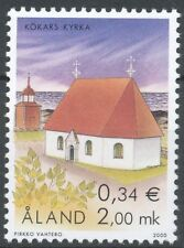 Aland Finland 2000 MNH - Kökar Church