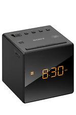 NEW Sony Alarm Clock Radio - Black