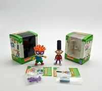 NIB 2018 Loyal Subjects Nickelodeon Vinyls Hot Topic Exclusive Chuckie & Gerald