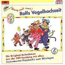 """ROLF ZUCKOWSKI """"SING MIT UNS-ROLFS VOGELHOCHZEIT"""" CD"""