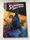 SUPERMAN L'UOMO D'ACCIAIO nr 3 LION 2014 DC ORIGINALE 1^ ed. PERFETTO