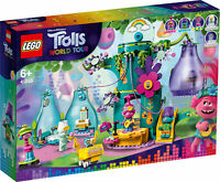 41255 LEGO Disney Trolls Pop Village Celebration 380 Pieces Age 6 Years+