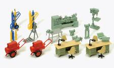 Preiser 17185 Werkstatteinrichtung, Bausatz, H0