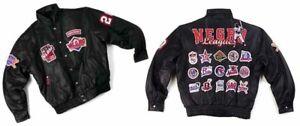 Negro Baseball League Leather Jacket
