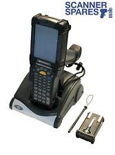 Symbol Motorola MC9090-GJ0HBFGA2WR LORAX 1D Long Range Barcode Scanner CE & Dock