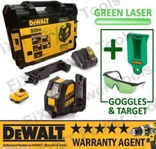 Dewalt DCE088D1G 10.8V Self Leveling Cross Line Green Laser kit 1x 2.0Ah Battery