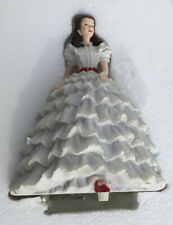 San Francisco Music Box Co - Scarlett O'Hara in Prayer Dress Gone With the Wind