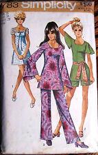 Hosen und Shorts der 1970er für Damen