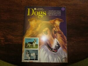 The Golden Stamp Book Of Dogs